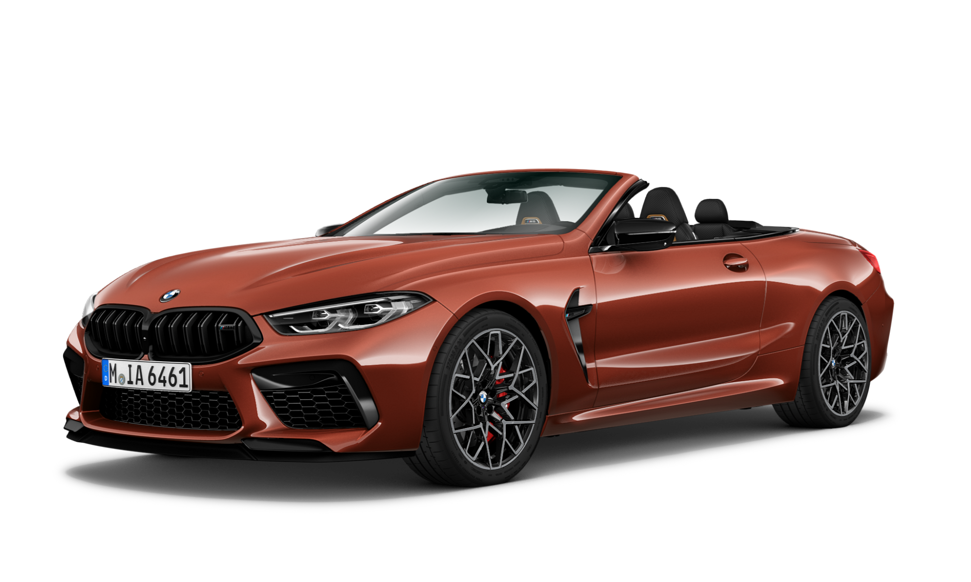 BMW BMW M8 Competition Convertible
